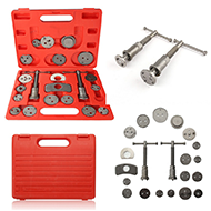 Įrankiai stabdžių sistemos remontui/ nuorinimui