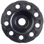 Deimantinis diskas betono šlifavimui 125x22.2mm TURBO (KD1952)