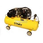 Oro kompresorius 100L, 2.2kW, 220V STROM (V-0.25/8)
