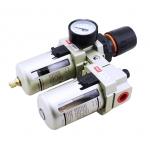 Oro srauto reguliatorius su drėgmės filtru ir tepaline 3/8'', 170l./min (AC3010-03)