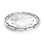 Deimantinis diskas betono šlifavimui 180x22.2mm SEGMENT (KD1951)