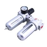 Oro srauto reguliatorius su drėgmės filtru ir tepaline 1/2'', 200 l/min (SFC400)