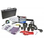 Plastikinių vamzdžių suvirinimo prietaisas 1500W (G81031)