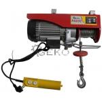 Elektrinė gervė 400/800kg (G01089)