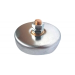 Magnetinis masės gnybtas 500A (KMM500)