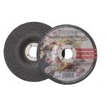 Šlifavimo diskas metalui 125x6.4x22.2 mm (M08266)