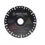 Deimantinis diskas 125x2.6x22.2mm (M08501)