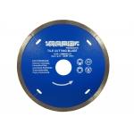 Deimantinis diskas 125x1.2x22.2mm RAPID (M08713)