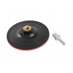 Tvirtinimo diskas šlifuokliui 125mm/2mm su adapteriu (G00323)