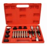 Įrankių rinkinys generatoriaus remontui 13 vnt. (M57620)