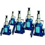 Hidraulinis domkratas 4T  dviejų cilindrų (STDB4T)