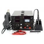 Litavimo stotelė karštu oru 800W (KD855)